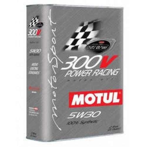 Motul 300V Power Racing 5w-30 Fully Synthetic Engine Oil 2L